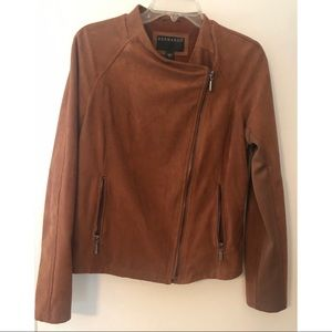 Bernardo Brown Size M jacket